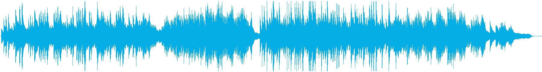 Corporate VP / Moist and moving piano waltz's reproduced waveform