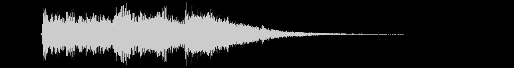 チャラララン(登場、CM、番組)の未再生の波形