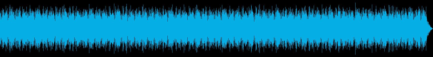 ゆるキャンプ・アウトドア ほのぼのBGMの再生済みの波形