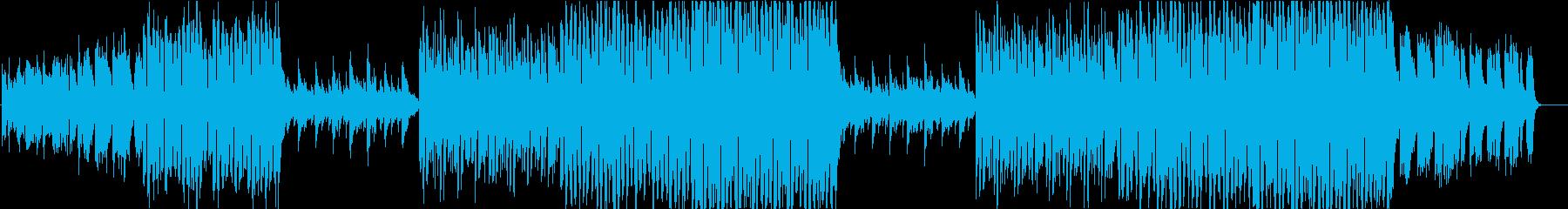 企業PVに!トロピカルハウスドラムカットの再生済みの波形