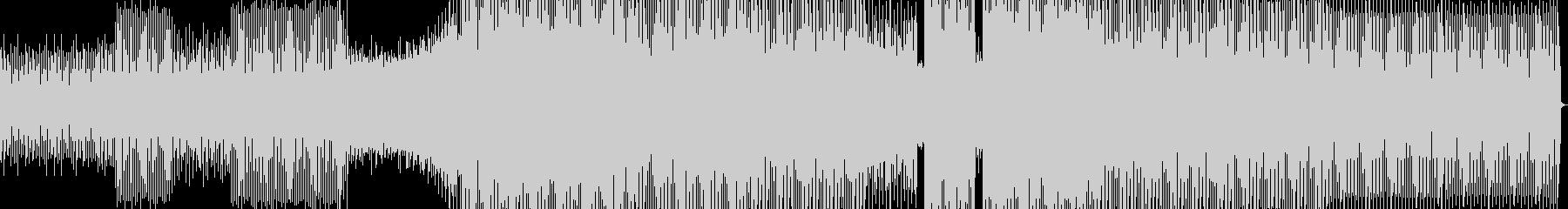 フルートキャッチメロディーによる部...の未再生の波形