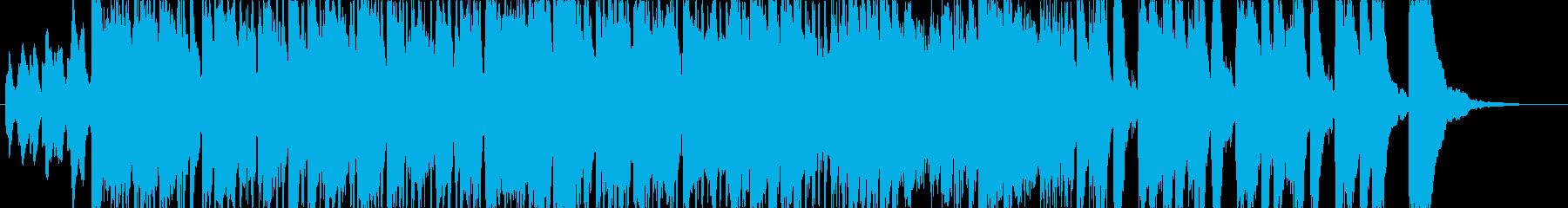 ジングル - エモ・フラメンコの再生済みの波形