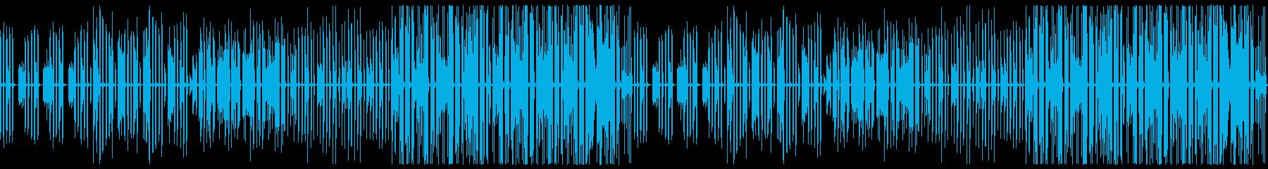 まったり・のんびり・日常/ループ仕様の再生済みの波形