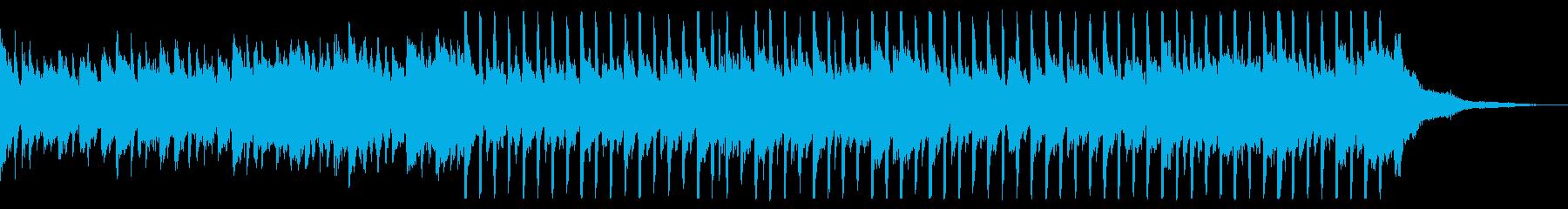 爽やか、企業VP、ピアノ、ギターbの再生済みの波形