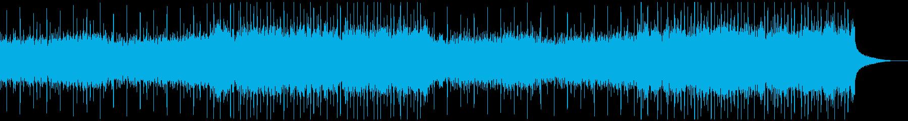 Lo-Fi Hiphop 5の再生済みの波形