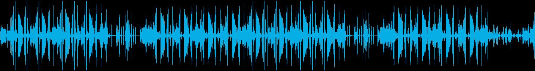 【おしゃれJAZZ/バー/ラウンジ】の再生済みの波形