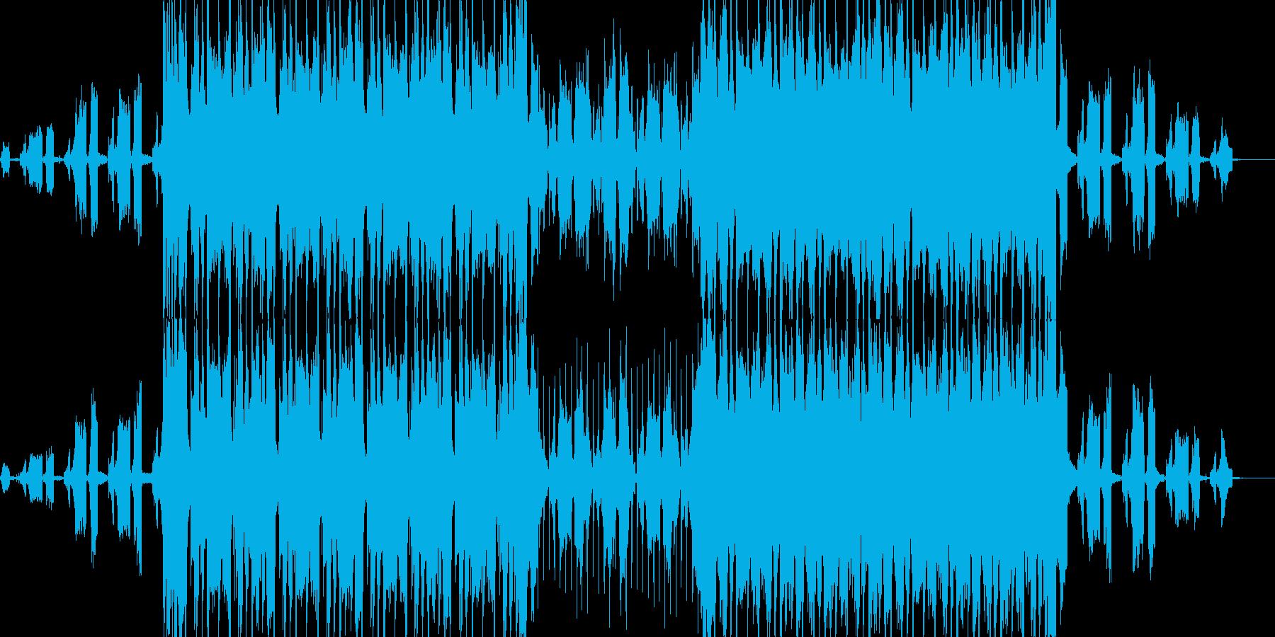 レトロ ゆっくり 魅惑 励ましい ...の再生済みの波形