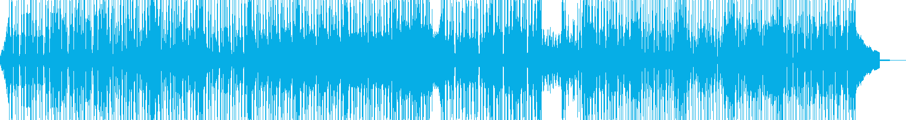 夏バテ(×ω×)無気力ポップ 表拍子Aの再生済みの波形