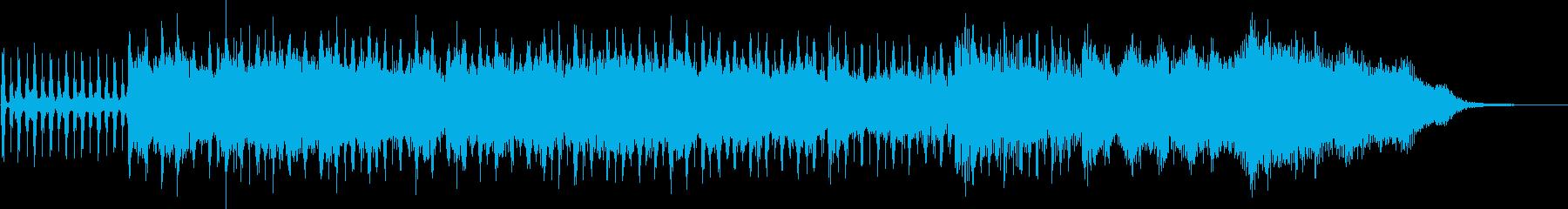 アンビエント/ミステリーインストゥ...の再生済みの波形