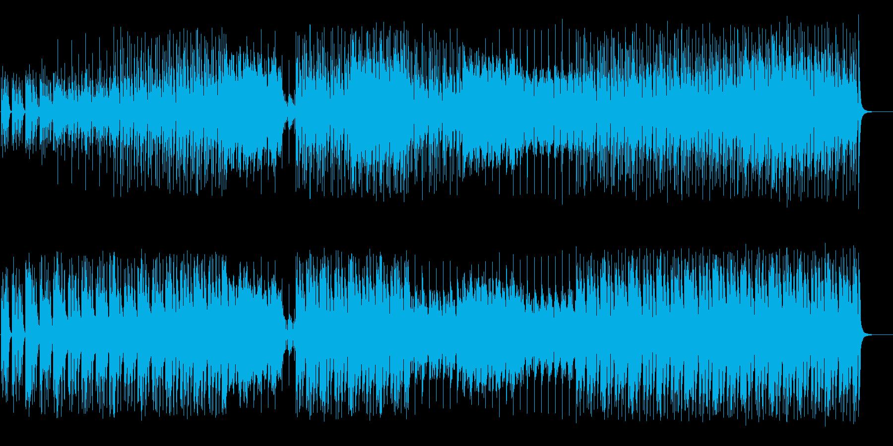 ジャワ+タイ+南シナ海風東南アジアBGMの再生済みの波形