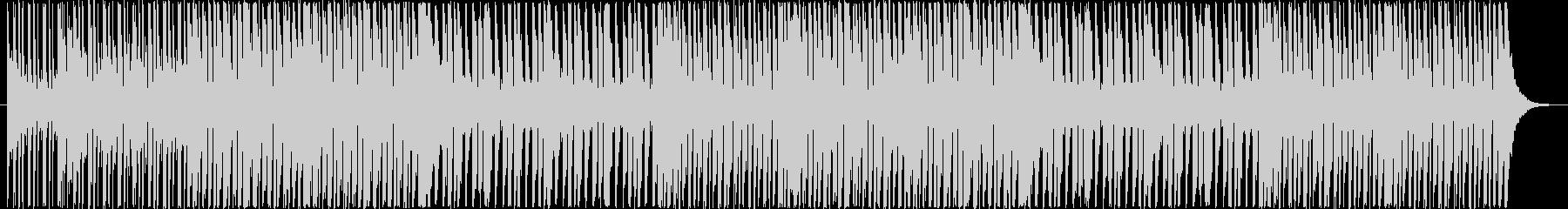 アップテンポでコミカルなBGM!の未再生の波形