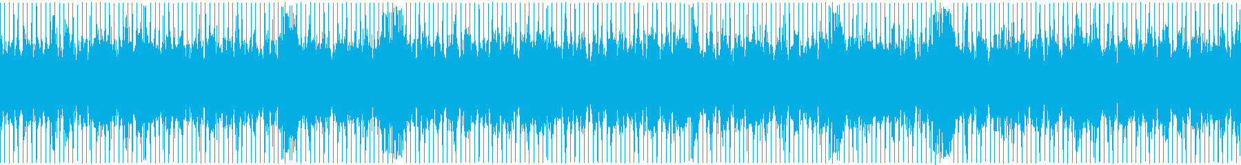 [Playback] old Funk loop's reproduced waveform