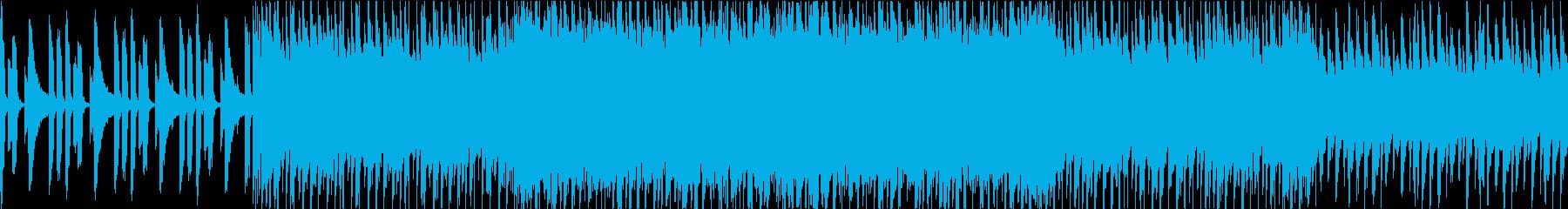 【日常系】ピアノでほのぼの&ワクワク感の再生済みの波形