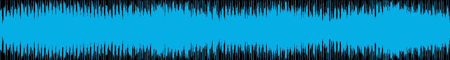 きらめき・シンプルで汎用性のあるループの再生済みの波形