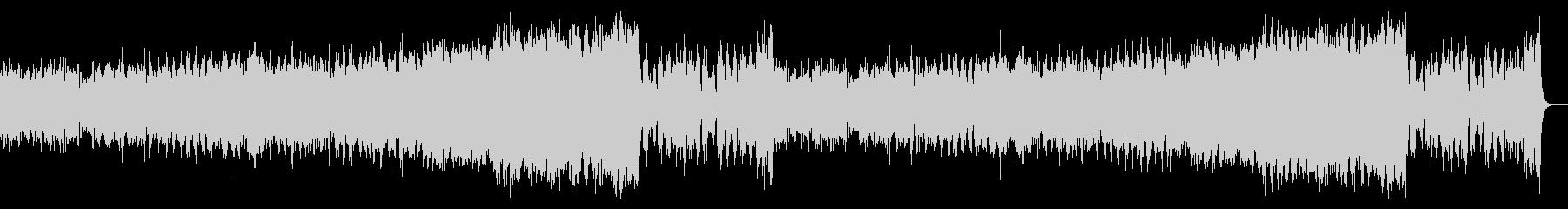 フルオーケストラ。RPGオープニング風2の未再生の波形