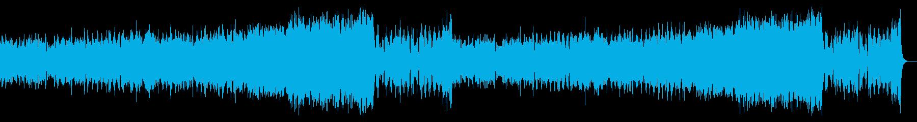 フルオーケストラ。RPGオープニング風2の再生済みの波形