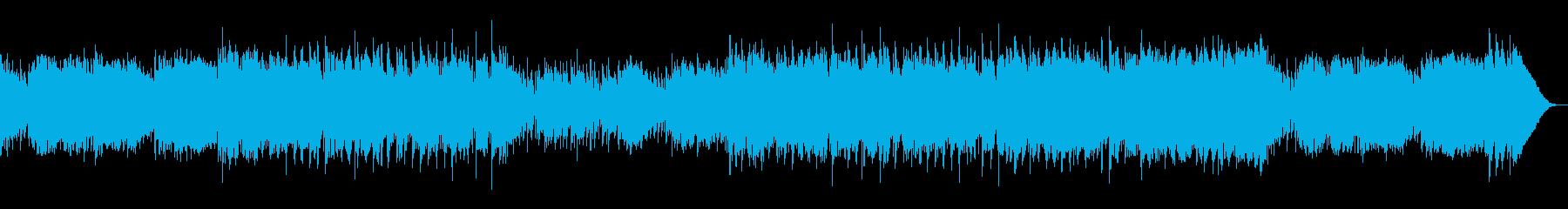 オープニング・おしゃれでかわいいR&Bの再生済みの波形