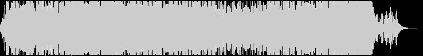 ダークなサスペンスシネマ風サウンドSの未再生の波形