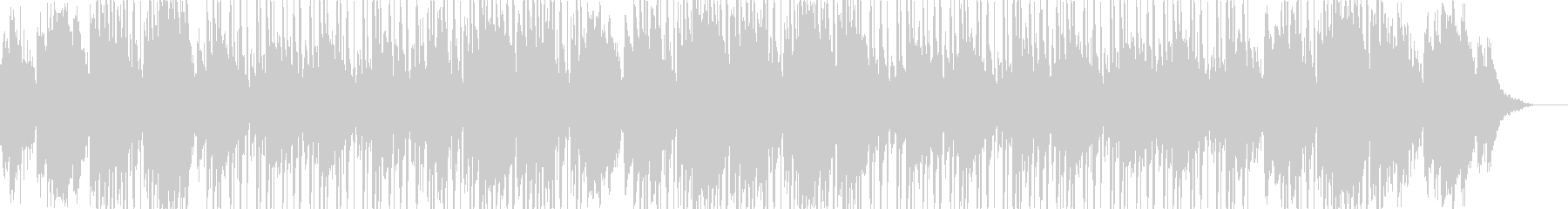 スムーズなヒップホップ/ r&bス...の未再生の波形