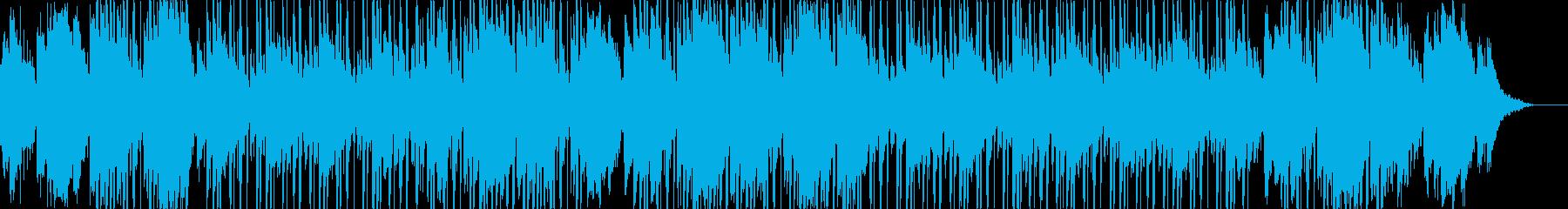 スムーズなヒップホップ/ r&bス...の再生済みの波形