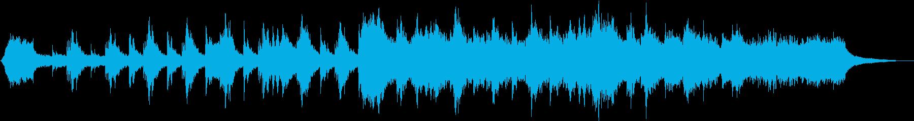 Aurora Moon IIの再生済みの波形