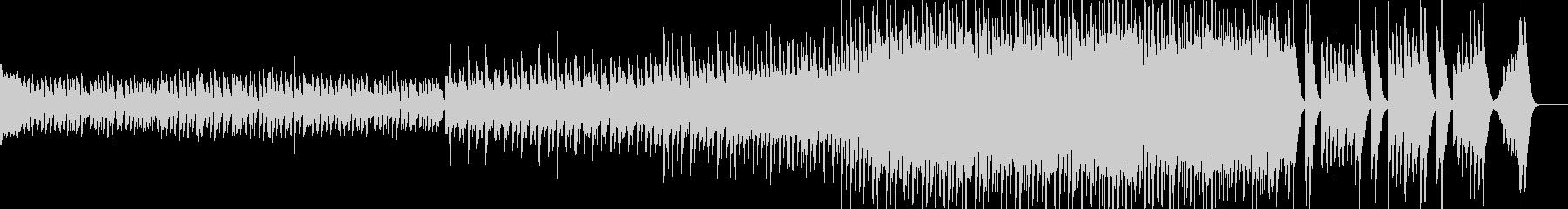 『ペール・ギュント』第1組曲より第四曲の未再生の波形