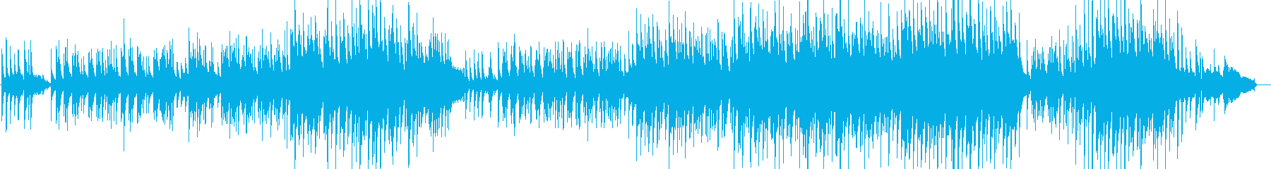 Presentの再生済みの波形