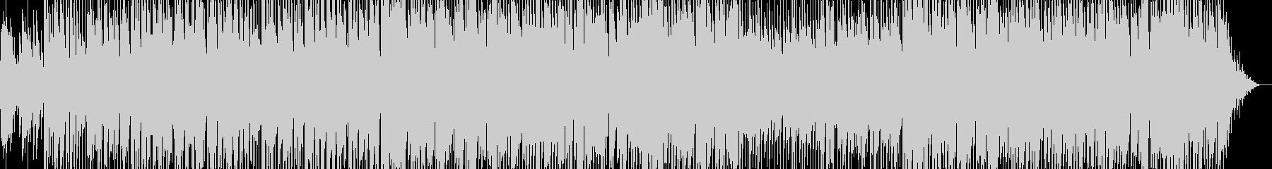 インストゥルメンタルピアノのメロデ...の未再生の波形