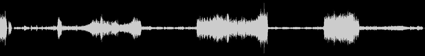 リムスキー・コルサコフの最高傑作の未再生の波形