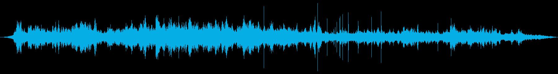 パティオグリテリオの子供たち1-00の再生済みの波形