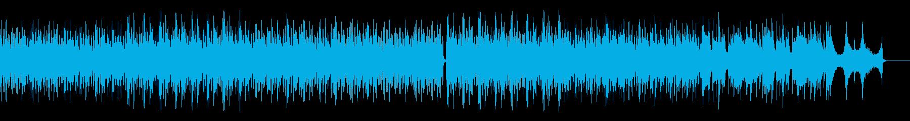 推理サスペンス、ジャズD シンプルの再生済みの波形