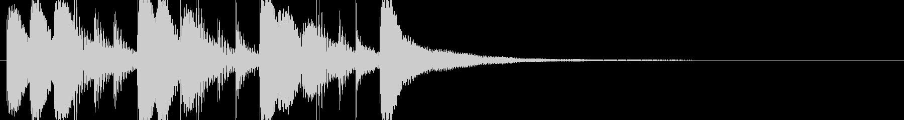 ドラム/ティンバレス フィルイン 18の未再生の波形