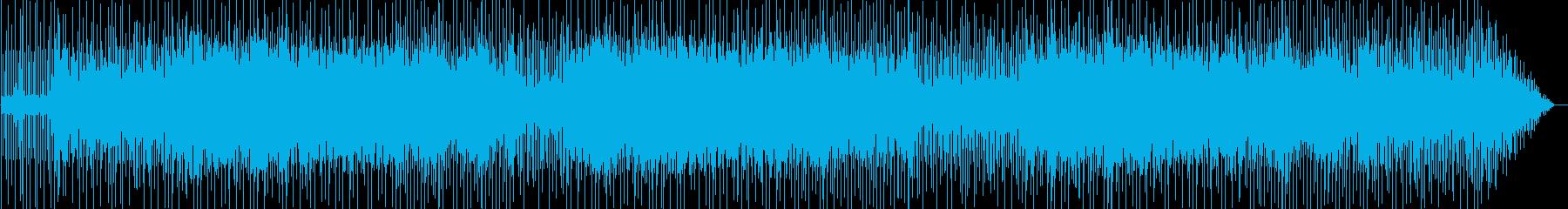 94bpm、チョット早めの行進曲の再生済みの波形