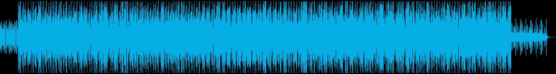 80年代のYMO的な和風テクノポップの再生済みの波形