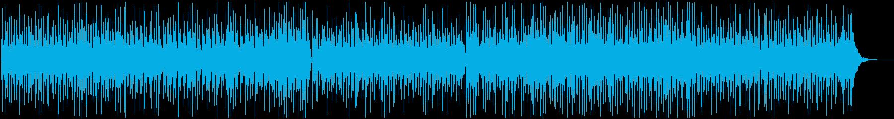 くつろぎラウンジジャズトリオの再生済みの波形