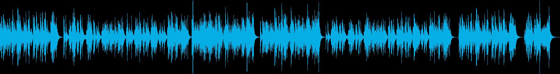 木琴・マリンバで考えてみようのテーマの再生済みの波形