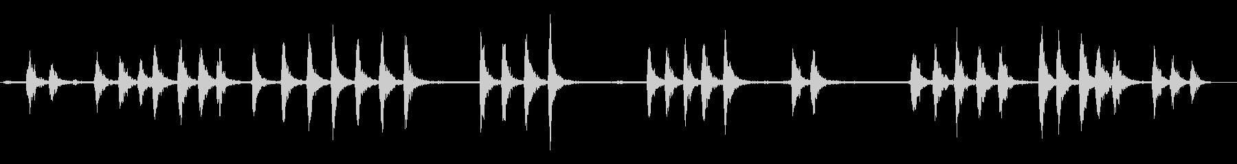 バーキング、アウトドア、アニマル、...の未再生の波形