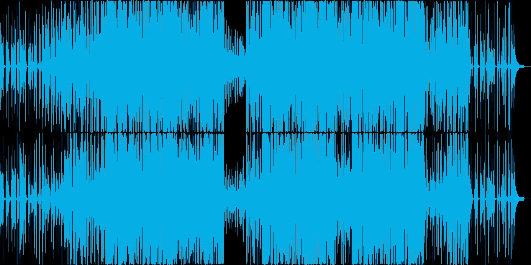 Vivacityの再生済みの波形