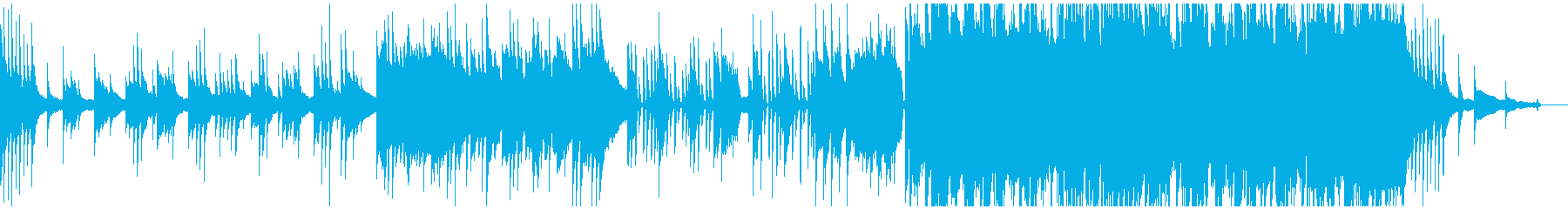 和風 ピアノソロ 遥かなるときの流れの再生済みの波形