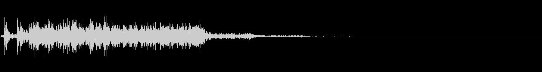 デバフ魔法/ステータスダウン/弱体化の未再生の波形