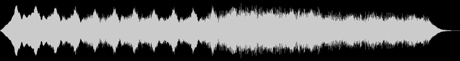 スペースドローン:スペース2109の未再生の波形