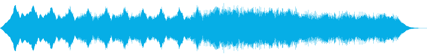 スペースドローン:スペース2109の再生済みの波形