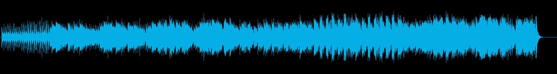 アカデミッククラシカルイージーリスニングの再生済みの波形