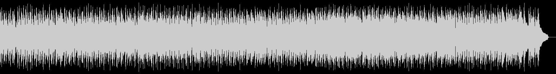 ボサノバ ジャズ ナイロン弦ギター の未再生の波形