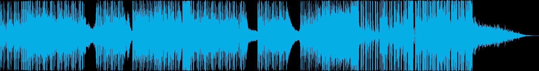 80年代風のクラシカルなテクノです。の再生済みの波形