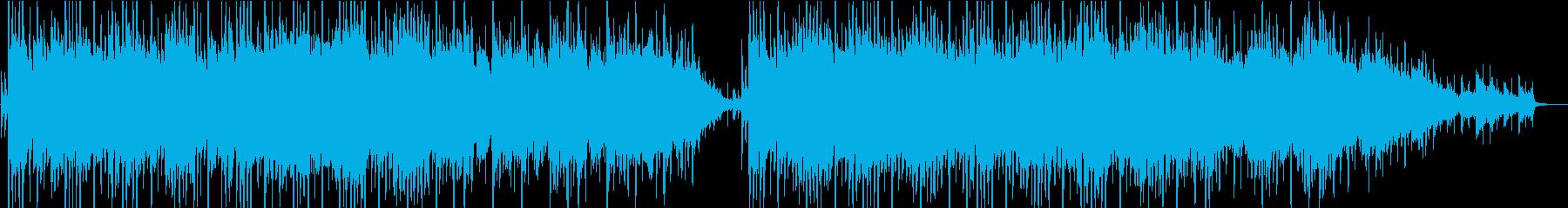 【和風のlofi hiphop】夏花火②の再生済みの波形