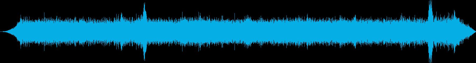 ディーゼル貨物列車:Int:車間運...の再生済みの波形