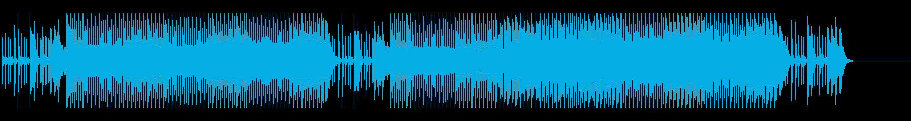 科学 情報 ドキュメント マジックショーの再生済みの波形