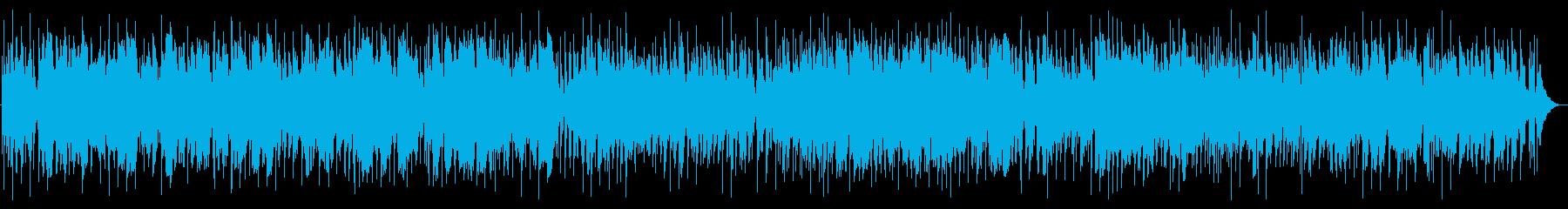 口笛が印象的なロマンチックスムースジャズの再生済みの波形