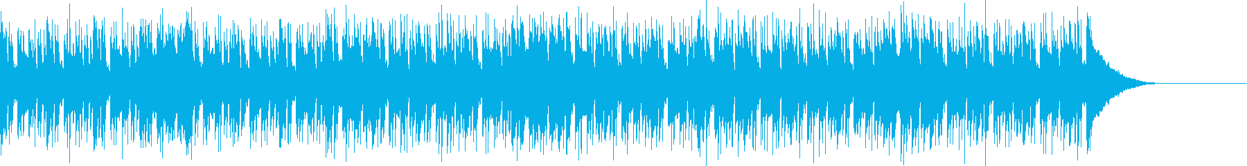 Pf「疑惑」和風現代ジャズの再生済みの波形